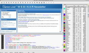 ClarionLive Webinar